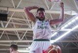FIBA: klubai turi teisę daugiau uždirbantiems krepšininkams atlyginimą sumažinti perpus