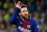 """S.Ramosas: """"Teisėjas pasidavė L.Messi spaudimui"""""""