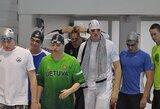 J.Rogožinui iki Europos jaunimo plaukimo čempionato pusfinalio pritrūko 0,14 sek.