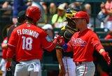 Smūgis MLB planams: koronavirusu užsikrėtė septynių klubų žaidėjai