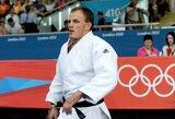 """""""Grand Slam"""" dziudo turnyre Rusijoje – lietuvių nesėkmės"""