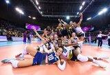 Pasaulio tinklinio klubų viršūnėje – Italijos ekipos ir I.Sorokaitė