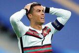 Užsikrėtęs C.Ronaldo sugebėjo nuskristi į Turiną, jo sesuo pareiškė, kad koronavirusas yra didžiausia apgavystė