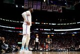 """Sugrįžęs D.Wade'as prisidėjo prie """"Heat"""" pergalės"""