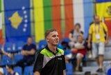 Baltijos šalių stalo teniso čempionate – Lietuvos vyrų rinktinės ir M.Stankevičiaus triumfas