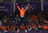 Pjongčango olimpiada: I.Wust iškovojo auksą ketvirtoje olimpiadoje iš eilės (papildyta)