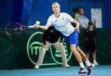 L.Mugevičiui su partneriu nepavyko triumfuoti teniso turnyro Egipte finale