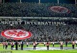 """Vokietijoje varžovus sutriuškinę """"Eintracht"""" pakilo į penktą vietą"""