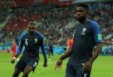 Kodėl Belgija pralaimėjo Prancūzijai: trys pastebėjimai iš pirmojo pusfinalio