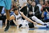 NBA autsaiderių krachas tęsiasi: kurį laiką nežais A.Bogutas