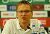 """V.Dambrauskas: """"Galime pasekti """"Astanos"""" pavyzdžiu ir iškopti į Čempionų lygos grupių etapą"""""""