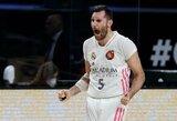 """""""Real"""" įveikė """"Valencia"""" ir prasibrovė į Ispanijos Karaliaus taurės pusfinalį"""