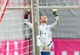 Vokietijos rinktinės žaidėjai surinko 2,5mln. eurų paramos su koronavirusu kovojančioms organizacijoms