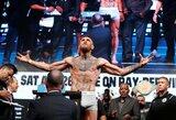 Penki realiausi kandidatai tapti kitu C.McGregoro varžovu UFC narve
