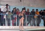 Šuolininkė į vandenį I.Girdauskaitė pasaulio jaunimo čempionate liko paskutinė