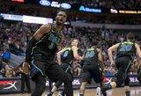 NBA dėl marihuanos vartojimo suspendavo du krepšininkus