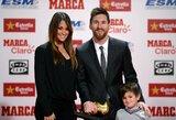 Naujasis L.Messi kontraktas: kiek jis uždirbs ir kokia futbolininko vertė?