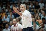 Rusijos rinktinės treneris pažymėjo skirtingą mestų baudų kiekį, tačiau dėl FIBA perspėjimų nekritikavo arbitrų