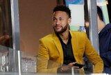 Neymarui nepatekimas į geriausio metu futbolininko rinkimus kainavo milijonus