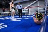 Paviešintas C.McGregoro ir P.Malignaggi treniruočių pobūdžio kovos vaizdo įrašas