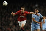 """P.Jonesas: """"Per metus """"Man Utd"""" klube tapau geresnis žaidėjas"""""""