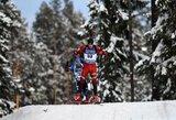 Fantastika: pasaulio biatlono čempionate geriausią karjeros rezultatą pasiekė ir V.Strolia