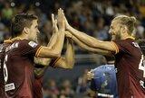 """""""Roma"""" susitvarkė su MLS žvaigždėmis, """"Everton"""" klubas įveikė """"Juventus"""""""