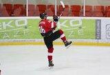 Paaiškėjo neįprasta Lietuvos ledo ritulio rinktinės sudėtis Baltijos taurės turnyrui