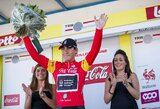 Daugiadienėse dviračių lenktynėse Liuksemburge tarp lietuvių geriausiai sekasi I.Konovalovui