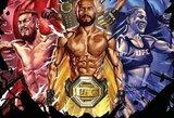 """Las Vegase – garsių UFC """"nykštukų"""" kautynės"""
