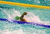 Pasaulio neįgaliųjų plaukimo čempionate lietuviams nepavyko laimėti medalių