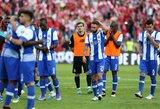 """""""Porto"""" įspūdingu smūgiu per save išplėšė pratęsimą, bet neiškovojo Portugalijos taurės"""