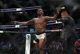 Ar J.Jonesas vertas būti vadinamas geriausiu visų laikų kovotoju? D.Cormier palygino MMA ir beisbolą bei išreiškė savo nuomonę