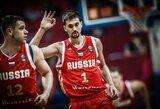 Belgus patiesę rusai išlieka pergalių kelyje