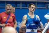Bokso turnyre Vengrijoje geriausiai tarp lietuvių pasirodė E.Skurdelis
