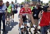 """E.Juodvalkis """"Tour of Belgium"""" dviračių lenktynėse pakilo per 58-as pozicijas ir užėmė 28-ą vietą"""