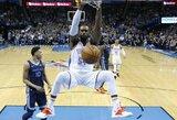 """Thunder"" palikęs puolėjas kelsis į ""Clippers"""