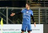 """Oficialu: """"Inter"""" ekipa įsigijo šį sezoną sužibėjusį saugą"""
