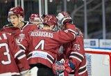 """Rygos """"Dinamo"""" išplėšė pergalę po pratęsimo, N.Ališauskas negailėjo savęs"""