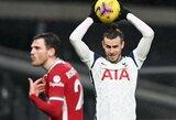 """H.Redknappas: """"Nenustebčiau, jei G.Bale'as nemoka ir pats batelių užsirišti"""""""