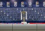 Hegelmann LFF taurės finale – istorinė transliacija ir sirgalių apribojimai