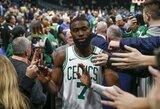 """J.Brownas: """"Dauguma NBA krepšininkų nori tęsti sezoną"""""""
