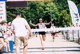 E.Nausėda tarptautiniame Vilniaus 100 km bėgime liko šalia Lietuvos rekordo