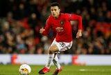 """""""Man United"""" atskleidė greičiausią komandos futbolininką"""