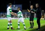 """""""Celtic"""" klubas augina naują talentą – 13-metis sulaukė šanso rezervinėje komandoje"""