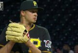MLB ikiszezoninėse rungtynėse – permainingas D.Neverausko kėlinukas