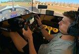 "M.Verstappenas tapo ""Real Racers Never Quit"" sezono čempionu"