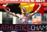 Lietuvos vyrų maratono rinktinė pateko į pirmąjį dešimtuką, belgas pagerino 24 metus gyvavusį rekordą