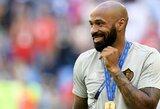 T.Henry gali tapti Egipto rinktinės vyriausiuoju treneriu