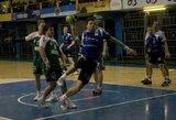 Lietuvos vyrų rankinio lygoje baigėsi II etapo kovos